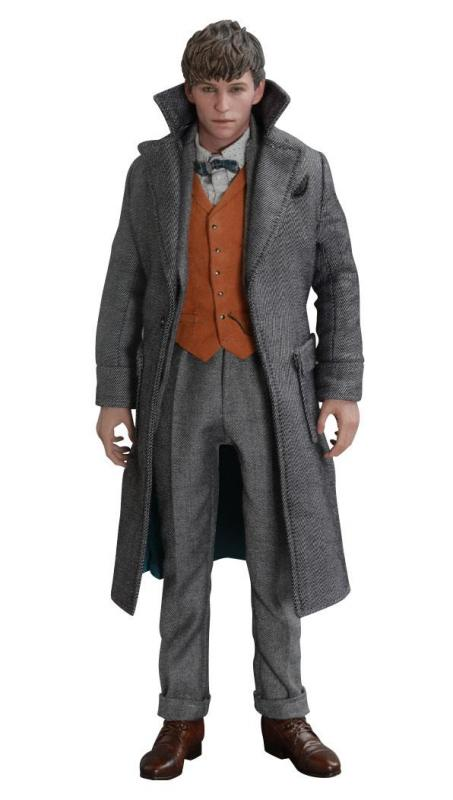 Fantastic Beasts 2 Movie Masterpiece Action Figure 1/6 Newt Scamander 30 cm