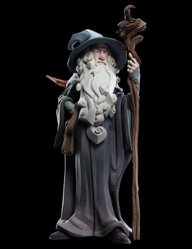Lord of the Rings Mini Epics Vinyl Figure Gandalf The Grey 18 cm