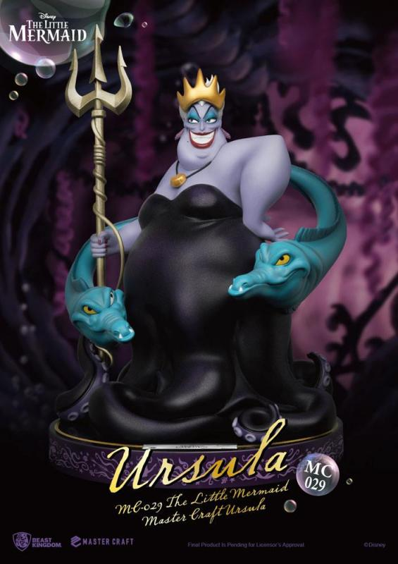 The Little Mermaid: Ursula 41 cm Statue - Beast Kingdom Toys