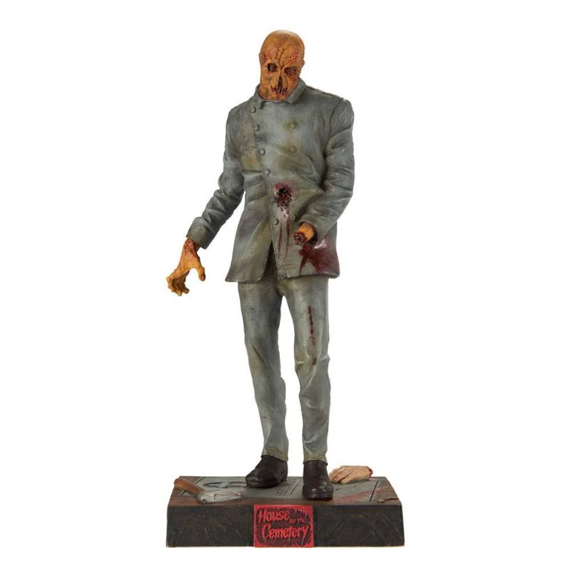House By the Cemetery: Dr. Freudstein 30 cm Statue - Trick Or Treat Studios