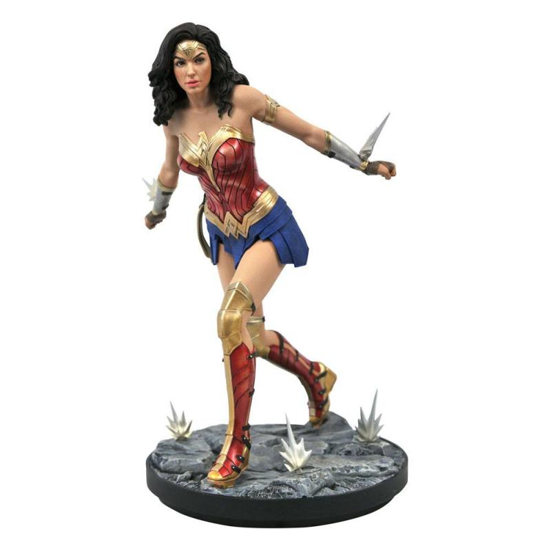Wonder Woman 1984 DC Movie Gallery PVC Statue Wonder Woman 23 cm