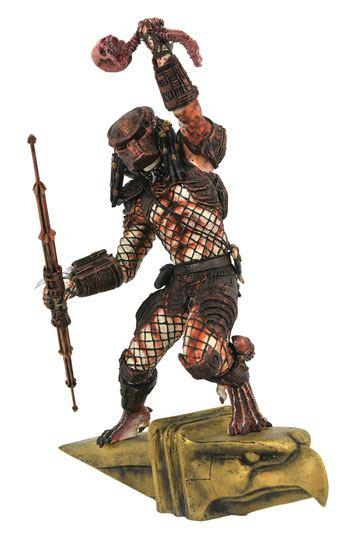 Predator 2 Movie Gallery PVC Statue City Hunter 28 cm