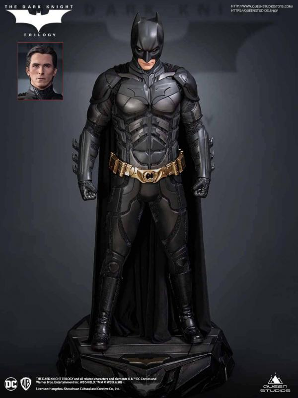 The Dark Knight Statue 1/3 Batman Premium Edition 68 cm
