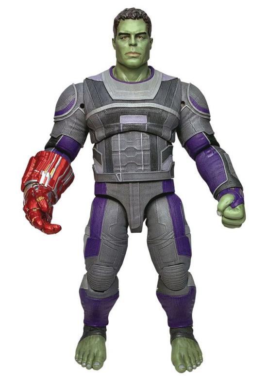 Avengers Endgame: Hulk Hero Suit - Marvel Select Figure 23 cm - Diamond Select