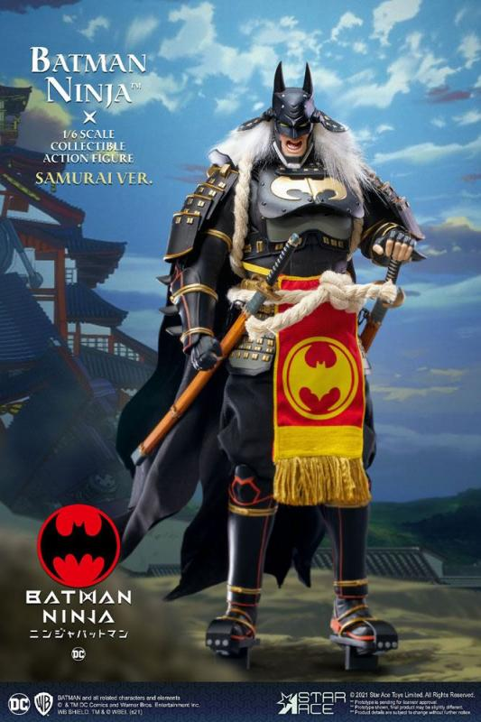 Batman Ninja: Ninja Batman Normal Ver. 1/6 Action Figure - Star Ace Toys