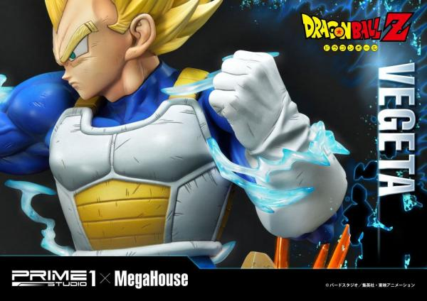 Dragon Ball Z Statue 1/4 Super Saiyan Vegeta 64 cm