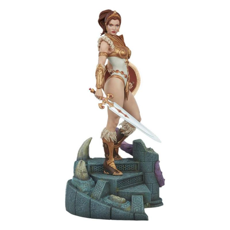 Masters of the Universe: Teela 1/5 Legends Maquette - Tweeterhead