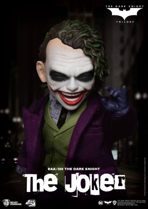 Batman The Dark Knight Egg Attack Action Action Figure The Joker 17 cm