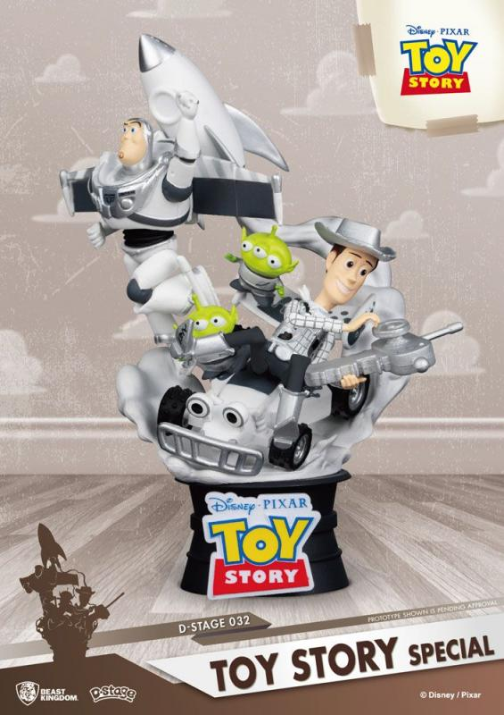 Toy Story D-Stage PVC Diorama Special Edition 15 cm