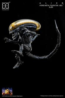 Alien Hybrid Metal Action Figure The Alien 14 cm