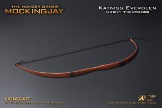 The Hunger Games Catching Fire Action Figure 1/6 Katniss Everdeen Hunting Ver. 30 cm