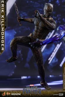 Black Panther Movie Masterpiece Action Figure 1/6 Erik Killmonger 31 cm