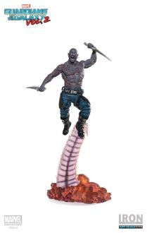 Guardians of the Galaxy Vol. 2 Battle Diorama Series Statue 1/10 Drax 33 cm