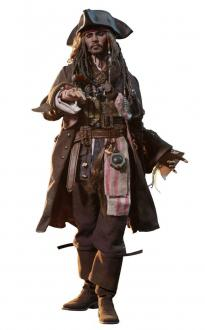 Pirates of the Caribbean Dead Men Tell No Tales - Jack