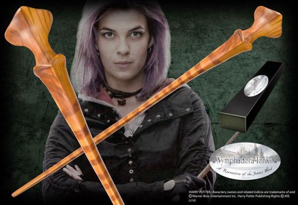 Harry Potter Wand Nymphadora Tonks (Character-Edition) - Noble Collection