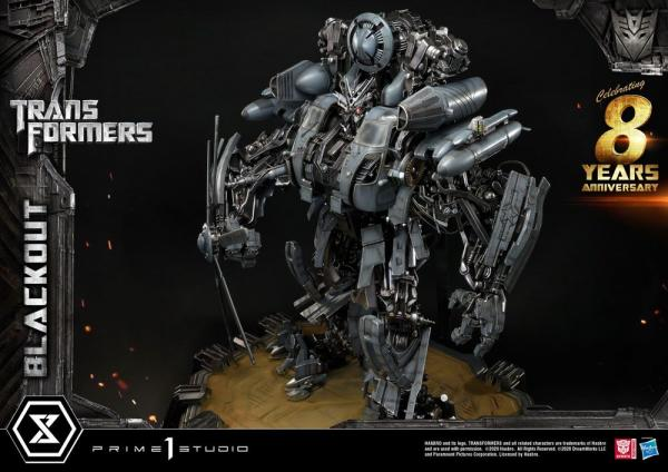 Transformers Statue Blackout 81 cm