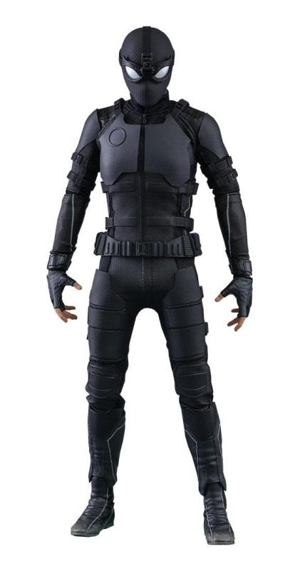 Spider-Man: Far From Home Movie Masterpiece Action Figure 1/6 Spider-Man (Stealth Suit) 29