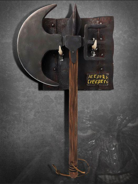 Jeepers Creepers: The Creeper's Battle Axe 1/1 Replica - Hollywood Collectibles Group