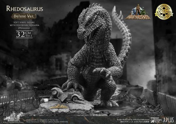 The Beast from 20,000 Fathoms: Rhedosaurus 32 cm Statue Deluxe Ver. - Star Ace Toys