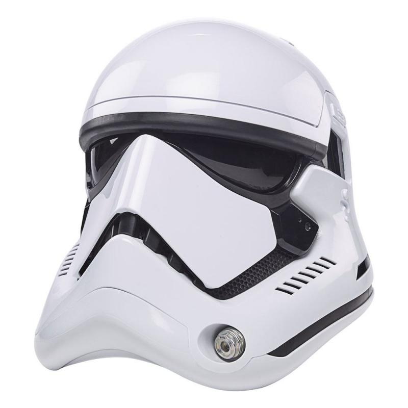 Star Wars Episode VIII: First Order Stormtrooper Helmet 1/1 Replica - Hasbro