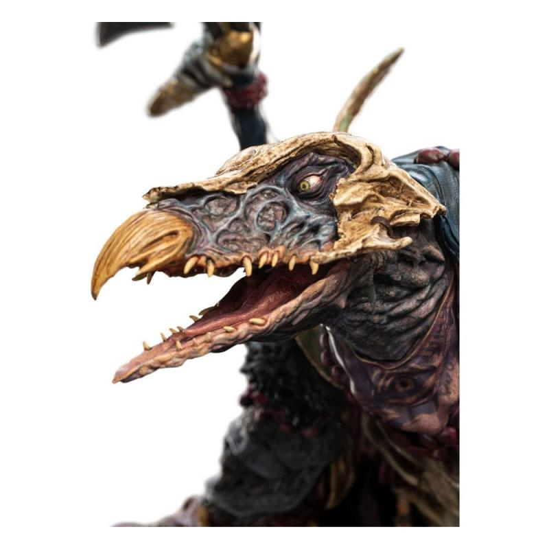 The Dark Crystal Age of Resistance: SkekMal The Hunter Skeksis - Statue 1/6 - Weta