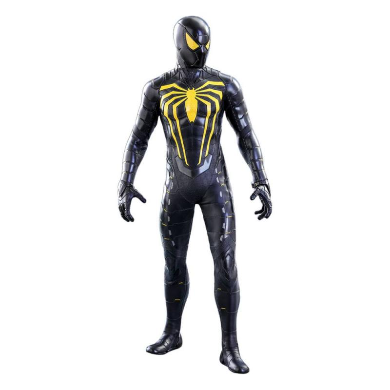 Marvel's Spider-Man: Spider-Man (Anti-Ock Suit) - Figure 1/6 - Hot Toys