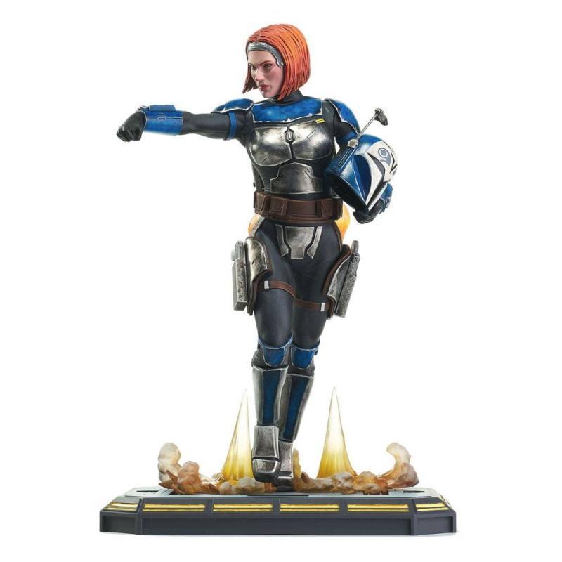 Star Wars The Clone Wars: Bo Katan 1/7 Statue - Gentle Giant