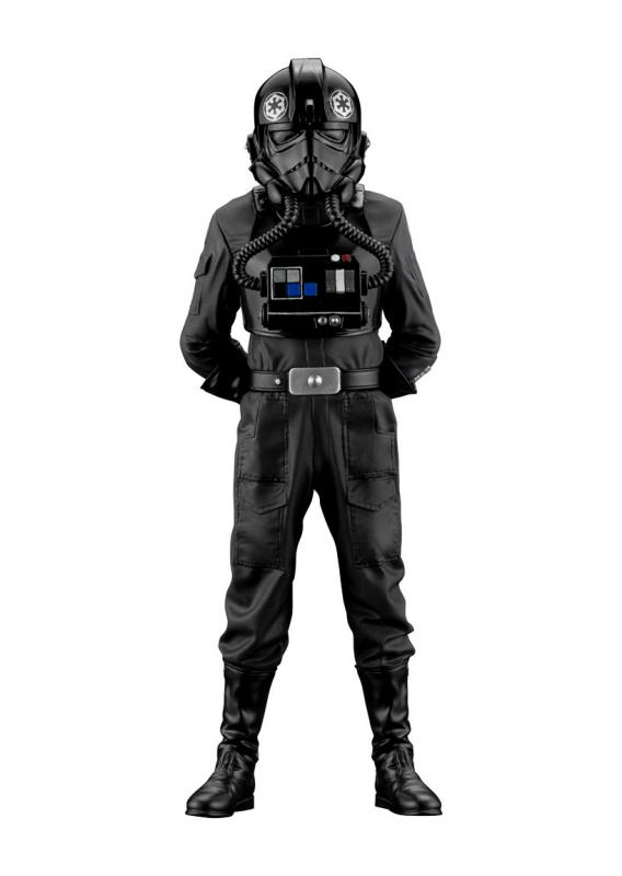 Star Wars Episode IV ARTFX+ Statue 1/10 Tie Fighter Pilot 18 cm