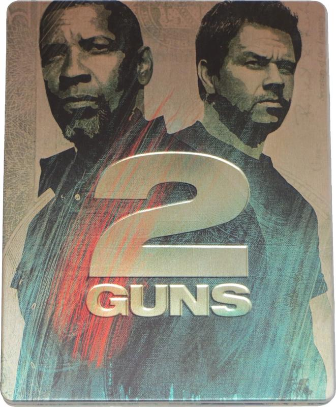 2 Guns Blu-ray Steelbook
