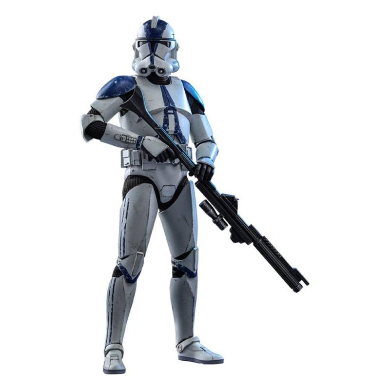 Star Wars The Clone Wars Action Figure 1/6 501st Battalion Clone Trooper 30 cm