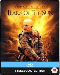 Tears of the Sun Blue-ray Steelbook