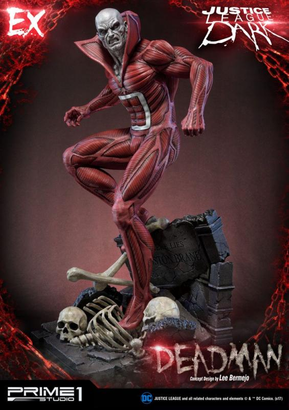 DC Comics: Deadman Exclusive (Justice League Dark) - Statue 80 cm - Prime 1 Studio