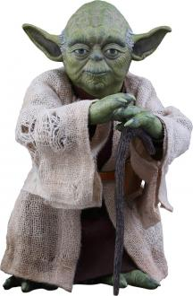 Star Wars Episode V Action Figure 1/6 Yoda 13 cm