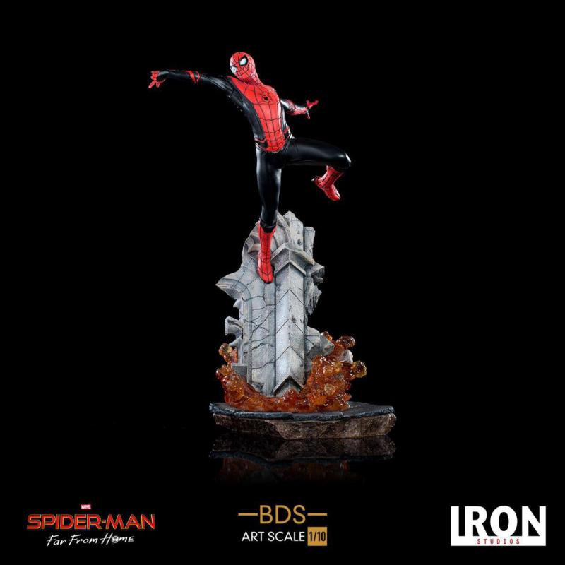 Spider-Man: Far From Home BDS Art Scale Deluxe Statue 1/10 Spider-Man