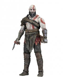 God of War 2018: Kratos -  Action Figure 1/4 - Neca