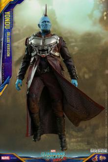 Guardians of the Galaxy Vol. 2 Movie Masterpiece Action Figure 1/6 Yondu 30 cm deluxe