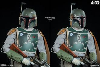 Star Wars Legendary Scale Statue 1/2 Boba Fett 104 cm