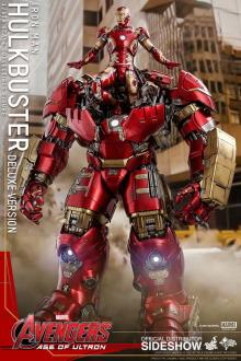 Avengers Age of Ultron Movie Masterpiece Action Figure 1/6 Hulkbuster Deluxe Ver. 55 cm
