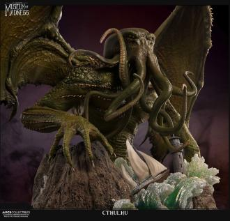 H.P. Lovecraft Museum of Madness Statue Cthulhu 56 cm