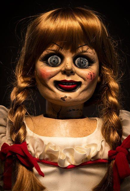 The Conjuring: Annabelle Doll - Prop Replica 1/1 - Trick Or Treat Studios