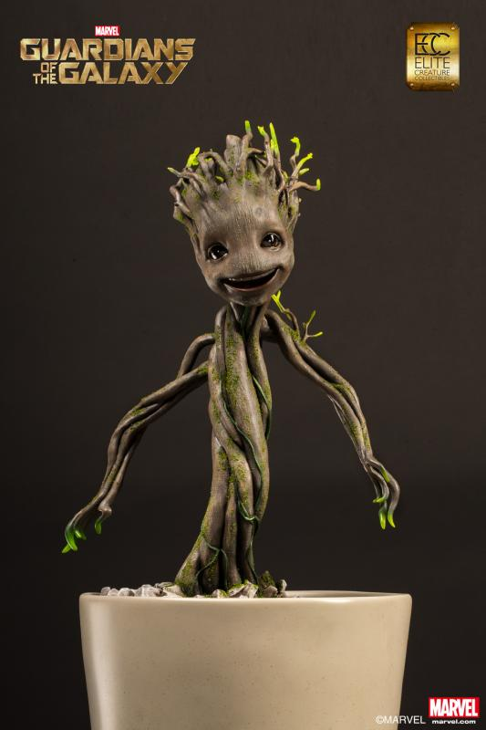 LITTLE GROOT - MAQUETTE - Elite Creature Collectibles