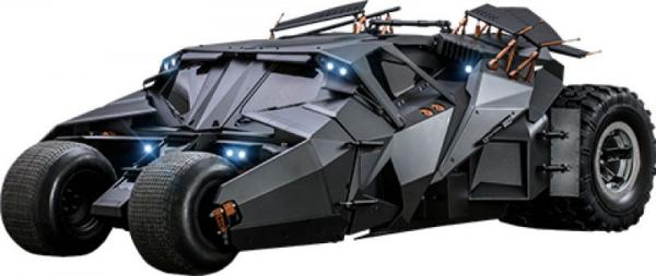 The Dark Knight: Batmobile 1/6 Trilogy Movie Masterpiece Action Figure - Hot Toys