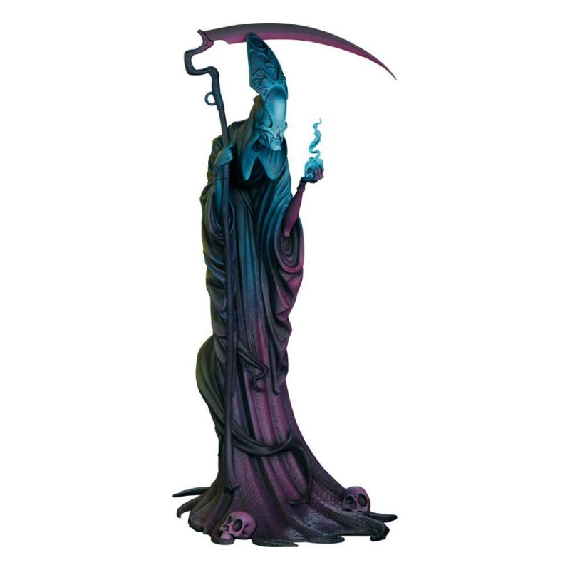 Court of the Dead Statue Death: The Curious Shepherd 38 cm