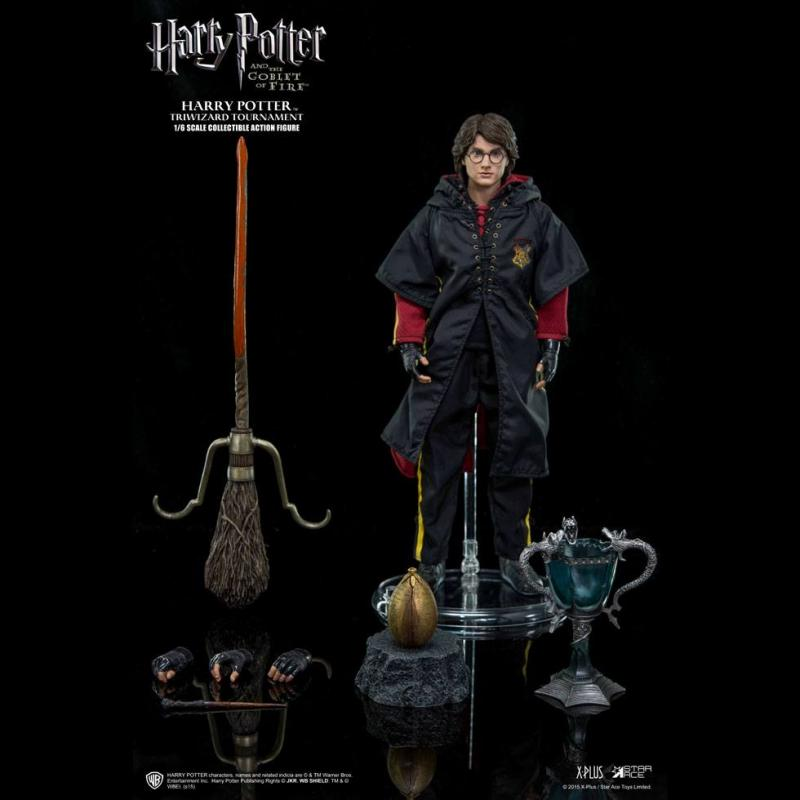Harry Potter: Harry Potter Triwizard Tournament 1/6 Action Figure - Star Ace Toys