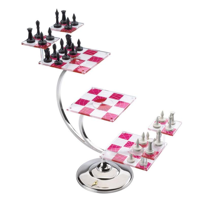 Star Trek: Tri-Dimensional Chess Set - Noble Collection