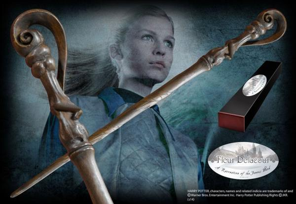 Harry Potter Wand Fleur Delacour (Character-Edition) - Noble Collection