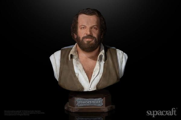 Bud Spencer 1971 - Bust 1/4 - Suparcraft