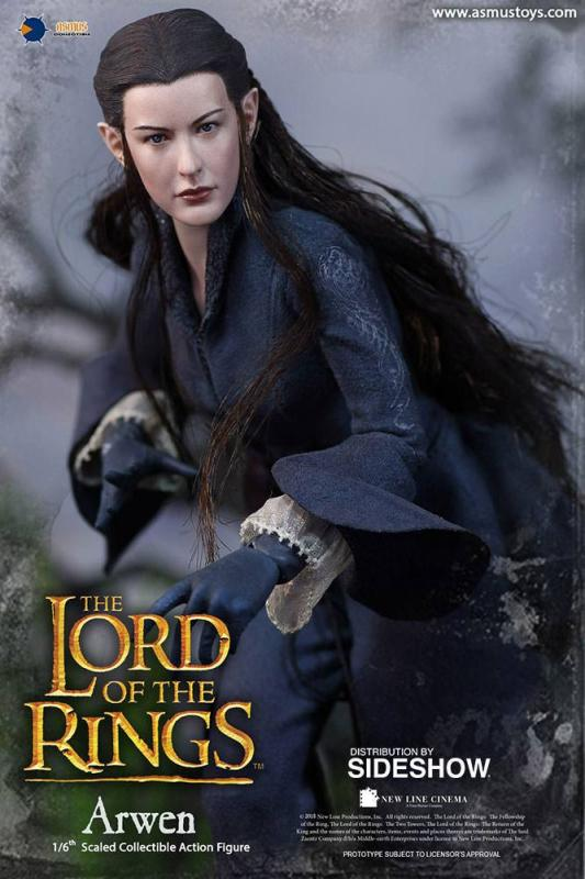 Lord of the Rings Action Figure 1/6 Arwen 28 cm