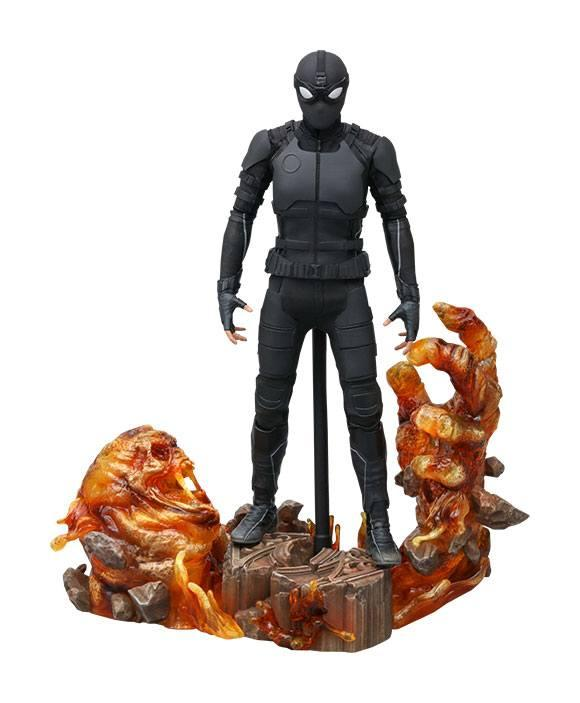 Spider-Man: Far From Home MM Action Figure 1/6 Spider-Man (Stealth Suit) Deluxe Version 29