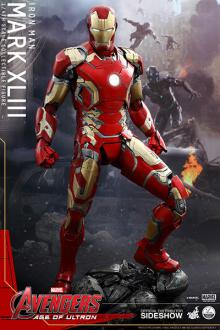 Avengers Age of Ultron 1/4 Iron Man Mark XLIII 49 cm
